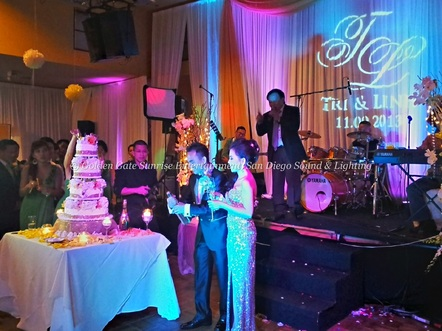 Affordable Wedding & Event Lighting, Videography, DJ, MC and  Sound Equipment Rental San Diego